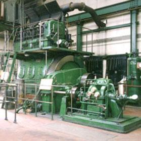 Allen Diesel Engine