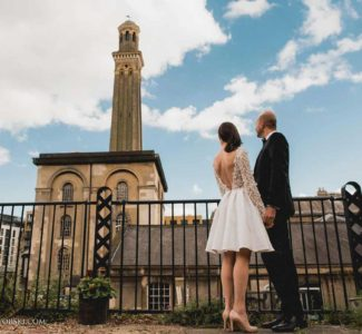 Weddings at the London Museum of Water & Steam